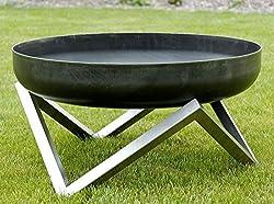 gro e feuerschale 100 cm finden feuerschale. Black Bedroom Furniture Sets. Home Design Ideas