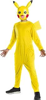Rubie's Pokemon Child's Pikachu Costume, Medium