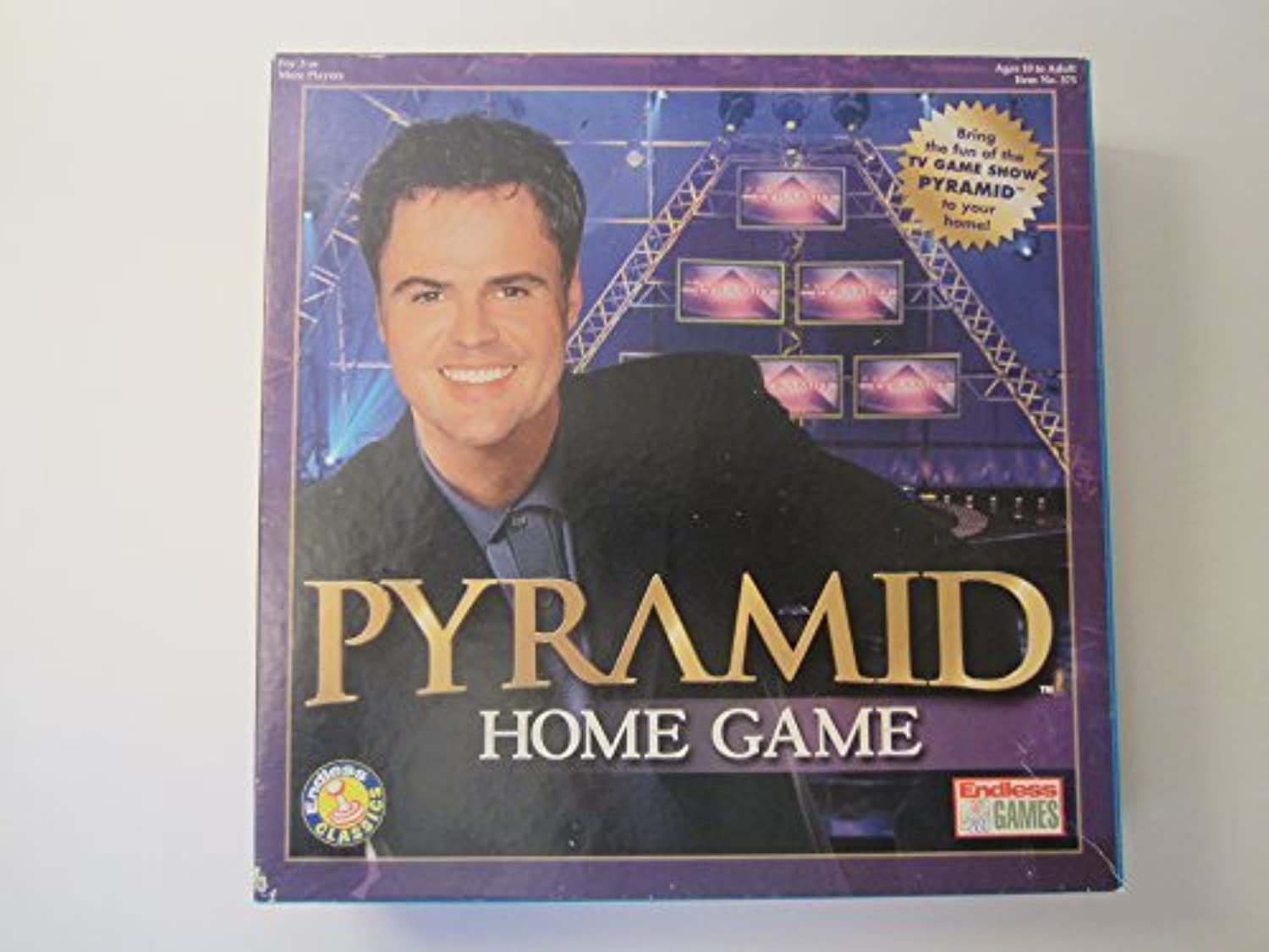 Pyramid Home Game by Unknown
