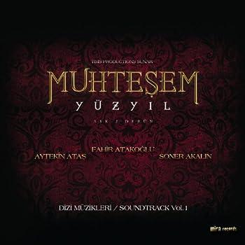 Muhteşem Yüzyıl Vol.1  Orijinal Dizi Müzikleri