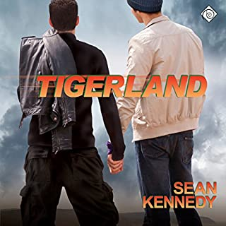 Tigerland audiobook cover art