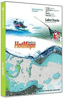 Navionics HotMaps Platinum Canada Lake Charts on SD/MSD