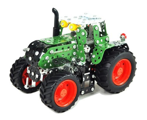 Fendt 313 Vario Tractor Construction Kit by RCEE GmbH