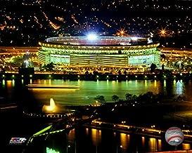 MLB Three Rivers Stadium Pittsburgh Pirates Photo (Size: 11