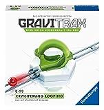 GraviTrax Juguete de construcción en looping, Color Blanco (Ravensburger 27593)