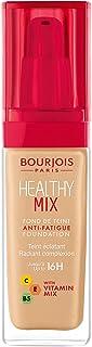 Bourjois Healthy Mix Anti-Fatigue Medium Coverage Liquid Foundation 53 Light Beige, 30ml, 29199601053