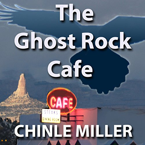 The Ghost Rock Cafe audiobook cover art