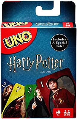 UNO Harry Potter by Mattel