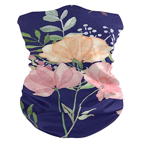Hengpai Cache-cou pour femme Motif licorne Taille unique Multicolore 7