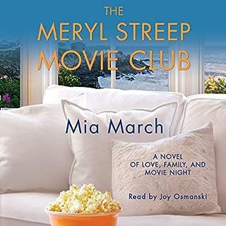 The Meryl Streep Movie Club audiobook cover art