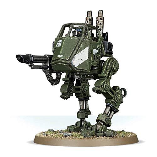 Games Workshop Kit Astra Militarum Sentinel, Color Verde, Gris, Talla única (47-12)