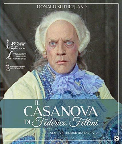 Blu-Ray - Casanova Di Federico Fellini (Il) (1 BLU-RAY)