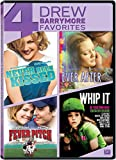 Never Been Kissed / Ever After / Fever Pitch / Whip It Quad Feature