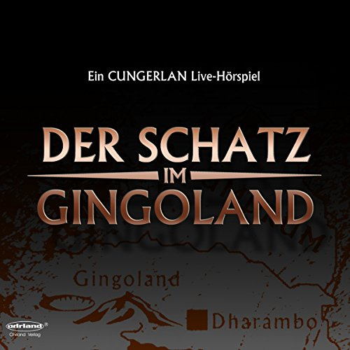 Der Schatz im Gingoland audiobook cover art