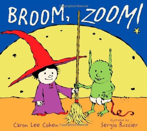 Broom, Zoom!の詳細を見る