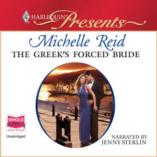 The Greek's Forced Bride cover art