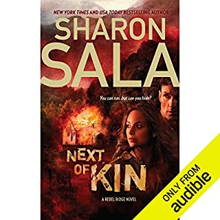 Next of Kin audiobook cover art