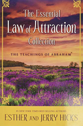 The Essential Law of Attraction Collection [Lingua inglese]