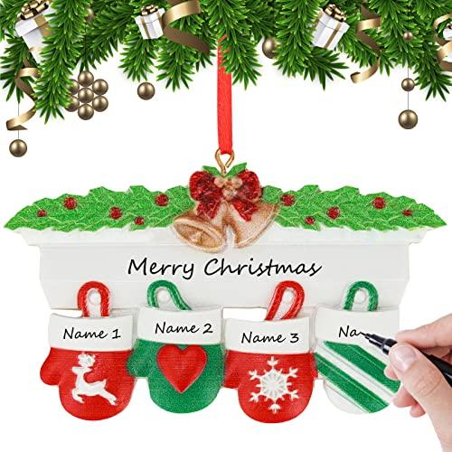 decorazioni natalizie famiglia yumcute Decorazione natalizia per albero di Natale 2021