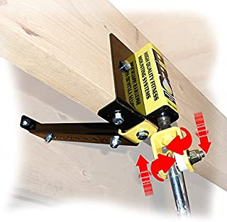Rafter Mount Heavy Duty with Brace for Heavy Bags from 120 LBS to 200 LBS by PRO Mountings