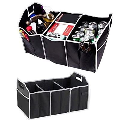 3 Section Car Trunk