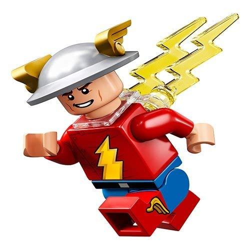 Unbekannt Lego® 71026 Minifigures Minifiguren DC Super Heroes Figur Golden Age Flash + Sticker-und-co Bonbon