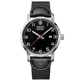 Wenger Swiss Military Men's Avenue Field Watch (B078K9VGV3)   Amazon price tracker / tracking, Amazon price history charts, Amazon price watches, Amazon price drop alerts