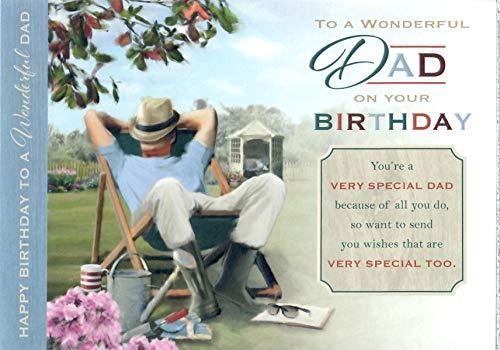 Treasured Moments Geburtstagskarte mit Aufschrift