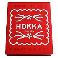hokka(ホッカ) 米蜜ビスケット ギフト缶 12枚入り