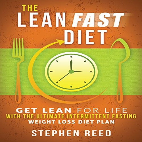 The Lean Fast Diet audiobook cover art