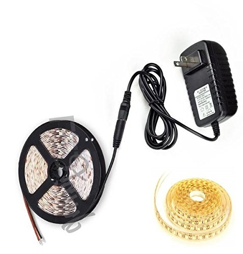 Meanwell UL 24V 60W Approved Outdoor Waterproof LED Drive Transformer Adapter 120 to 24 Volt DC Output LEDJUMP 4330213150