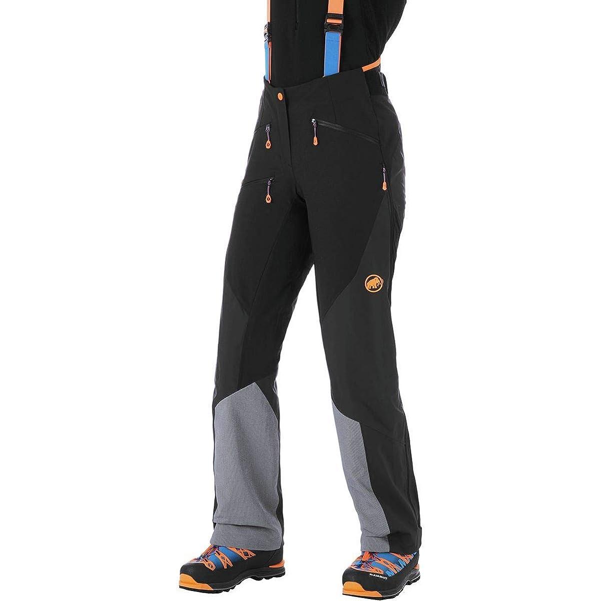 経済残高上向きMammut Eisfeld Guide SO Women's Pants black 17-34 Short