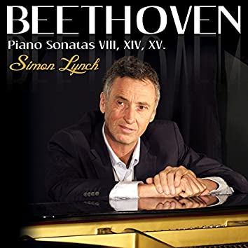 Beethoven: Piano Sonatas Nos. 8, 14 & 15