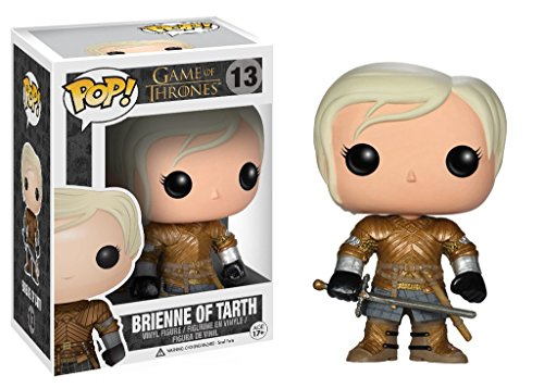 Funko Figura Pop Brienne de Tarth - Juego de Tronos