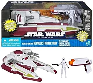 Star Wars Republic Fighter Radio Control Tank