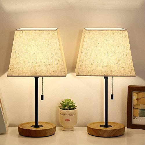 Bedside Table Lamps, Nightstand ...