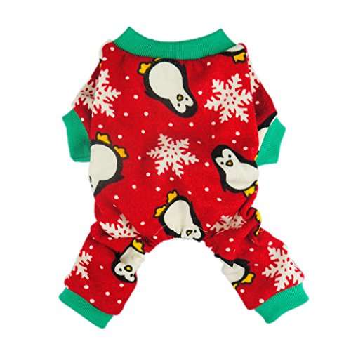 Fitwarm Cute Penguin Dog Pajamas