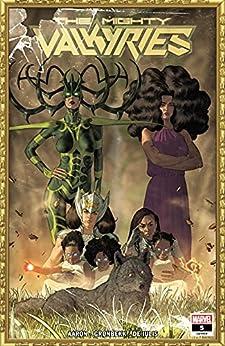 The Mighty Valkyries (2021) #5 (of 5) by [Jason Aaron, Torunn GrØnbekk, Mattia de Iulis]