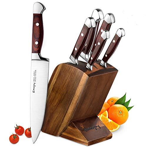 Set de 6 couteaux de cuisine qualité Allemande