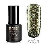 Esmalte de uñas Gaddrt de 7 ml, elegante concha brillante bajo la luz, UV LED, para remojar uñas de gel