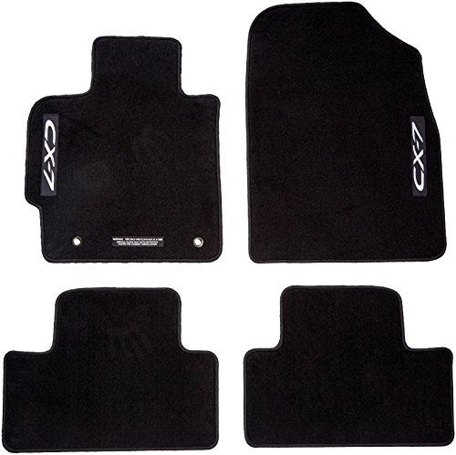 Genuine Mazda Accessories 0000-8B-M09 Carpet Floor Mat