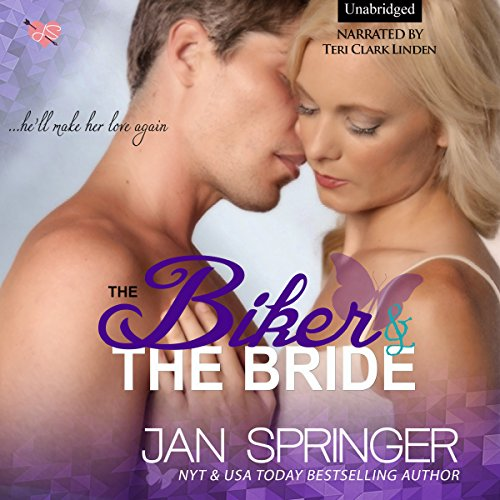 The Biker and The Bride cover art