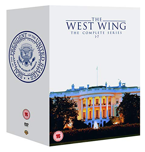 The West Wing - Season 1 - 7 Complete [44 DVDs] [UK Import]