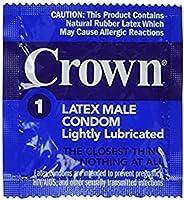 Crown Condoms 24 Pack by Crown