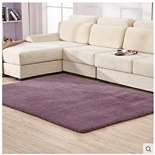 1600mmx2500mm Kooco Grande Taille Accueil Marbre Doux Tapis