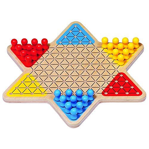 Goki - Damas Chinas, de 1 a 4 Jugadores (56707) (Importado)