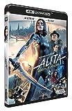 Alita : Battle Angel [4K Ultra HD + Blu-ray]