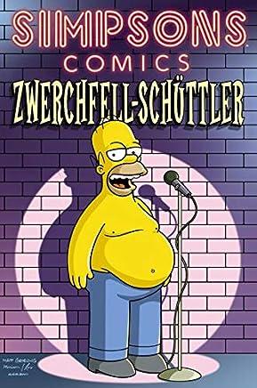 Simpsons Comics Sonderband 13: Bd. 13: Zwerchfellschüttler
