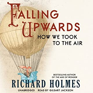 Falling Upwards audiobook cover art