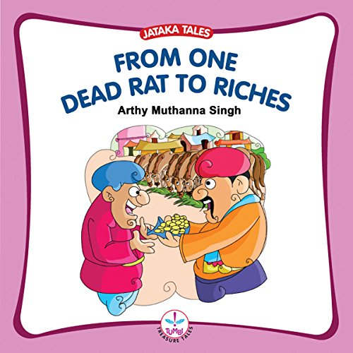 From One Dead Rat to Riches audiobook cover art